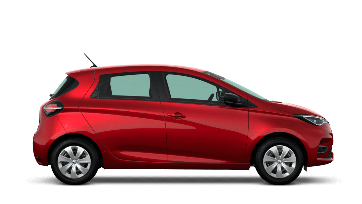 Flame Red New Renault ZOE