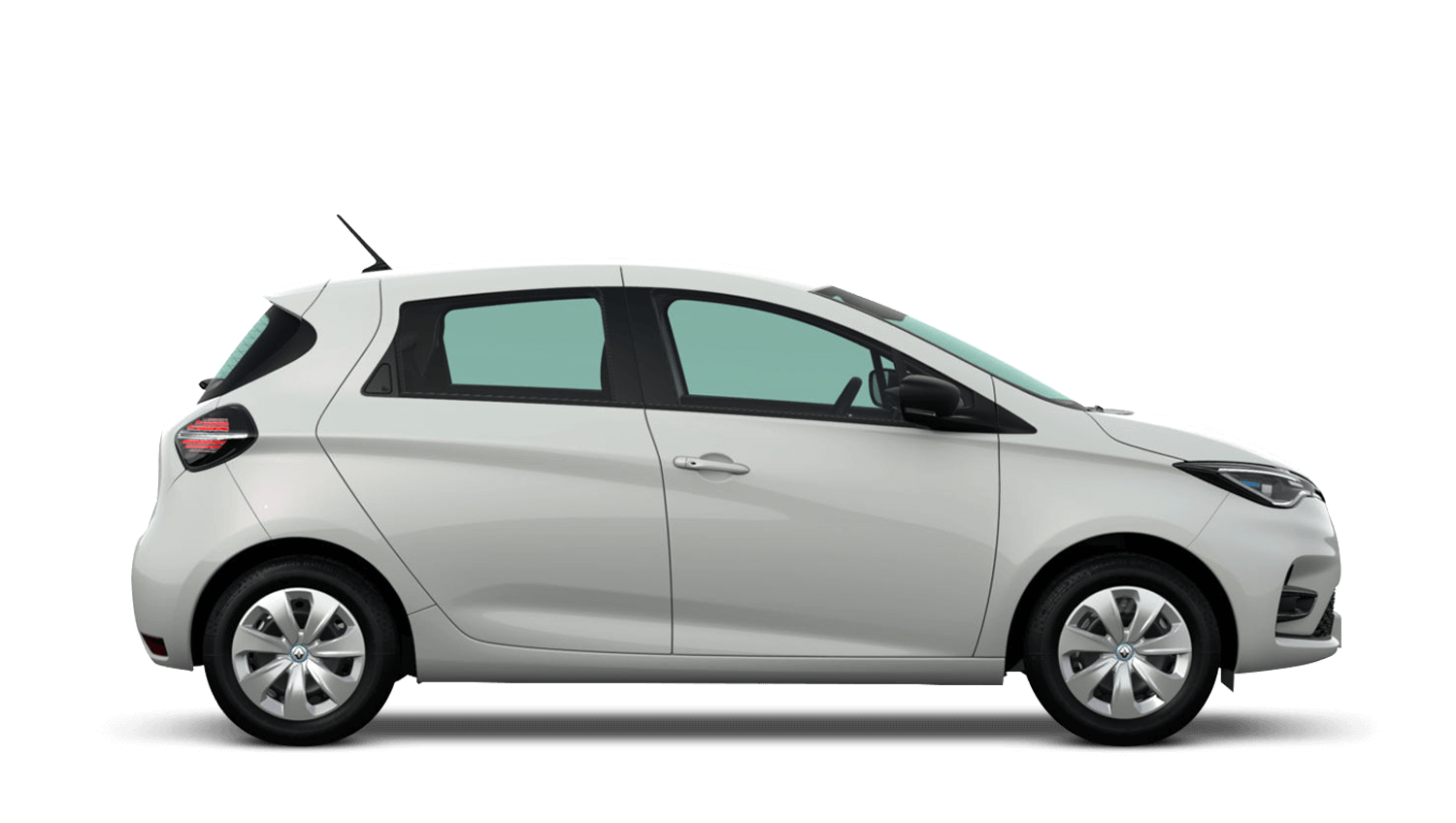 Quartz White New Renault ZOE