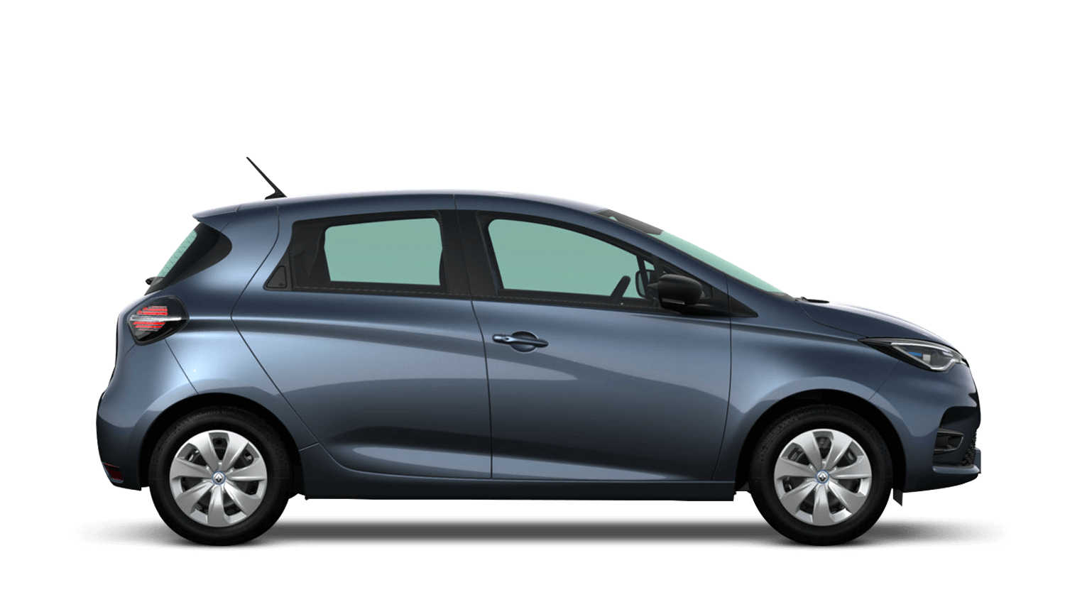 Titanium Grey New Renault ZOE