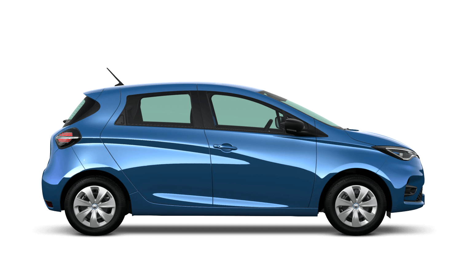Zircon Blue New Renault ZOE
