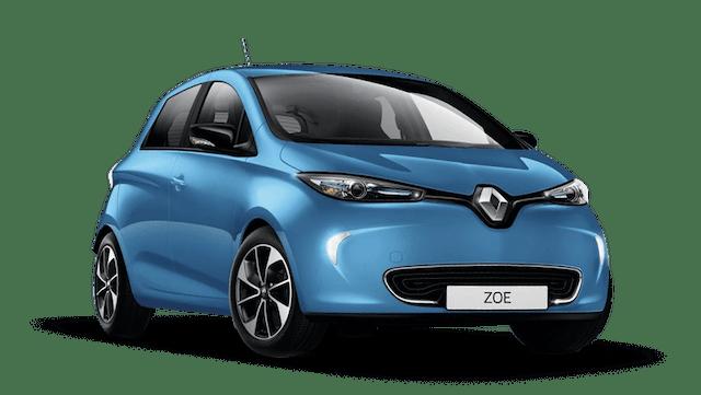 New Renault ZOE Dynamique Nav Auto Offer