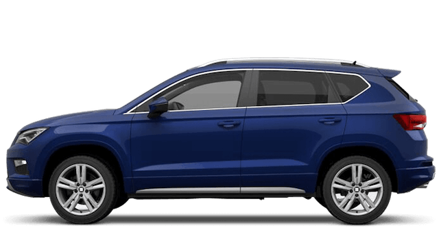 New SEAT Ateca FR SUV Offer