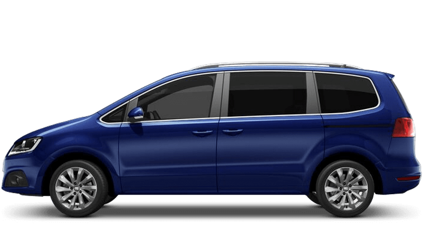 Atlantic Blue (Metallic) SEAT Alhambra
