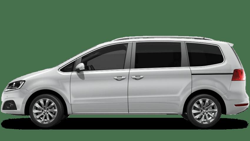 Reflex Silver (Metallic) SEAT Alhambra
