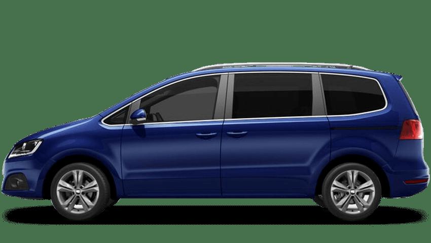 Atlantic Blue (Metallic) SEAT Alhambra