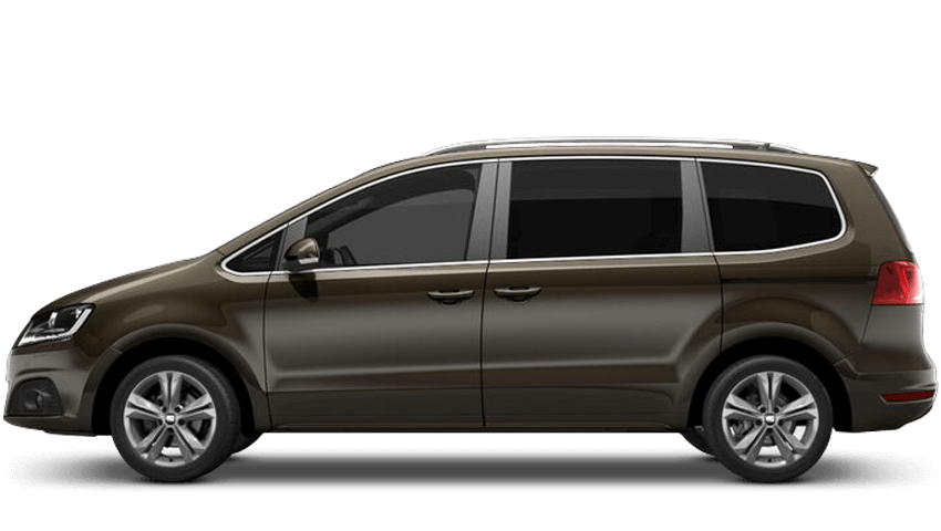 Black Oak Brown (Metallic) SEAT Alhambra