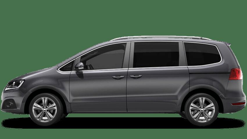 Indium Grey (Metallic) SEAT Alhambra