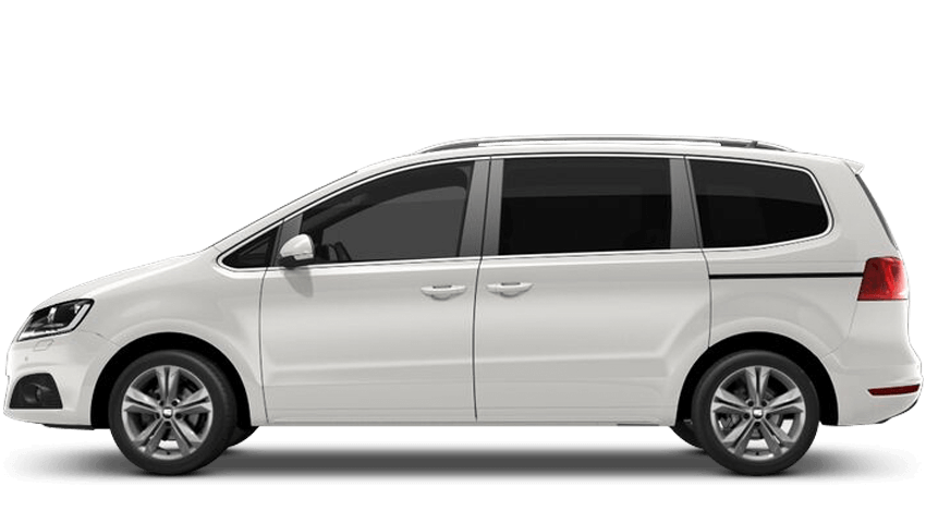 Pure White (Solid) SEAT Alhambra