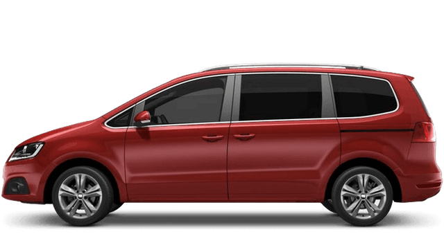 New SEAT Alhambra Xcellence MPV Offer