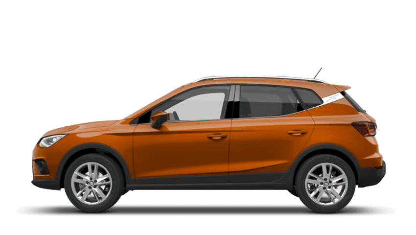 Eclipse Orange (Metallic) SEAT Arona