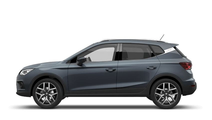Magnetic Grey (Metallic) SEAT Arona