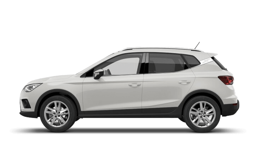 White (Solid) SEAT Arona