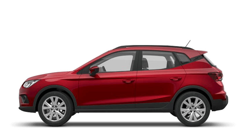Desire Red (Metallic) SEAT Arona