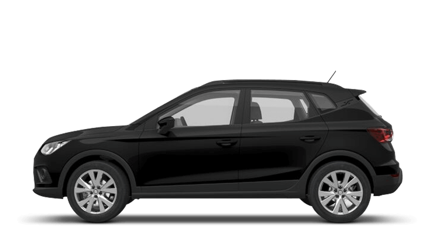 Midnight Black (Metallic) SEAT Arona