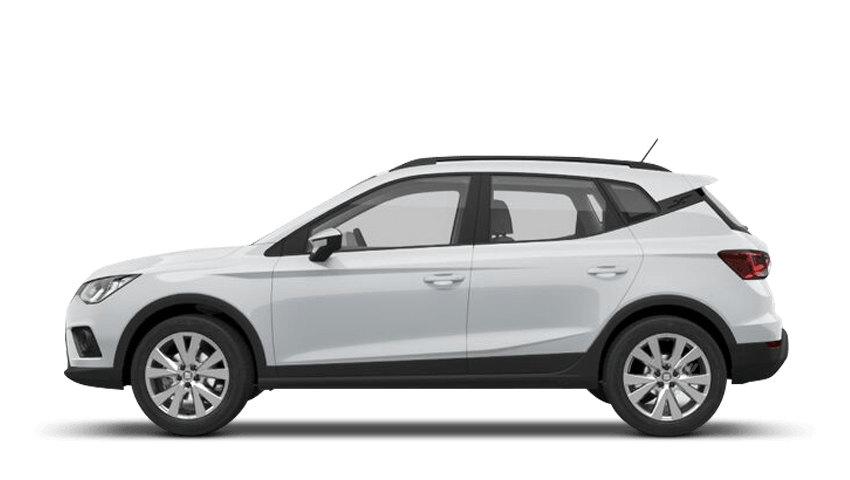 Nevada White (Metallic) SEAT Arona