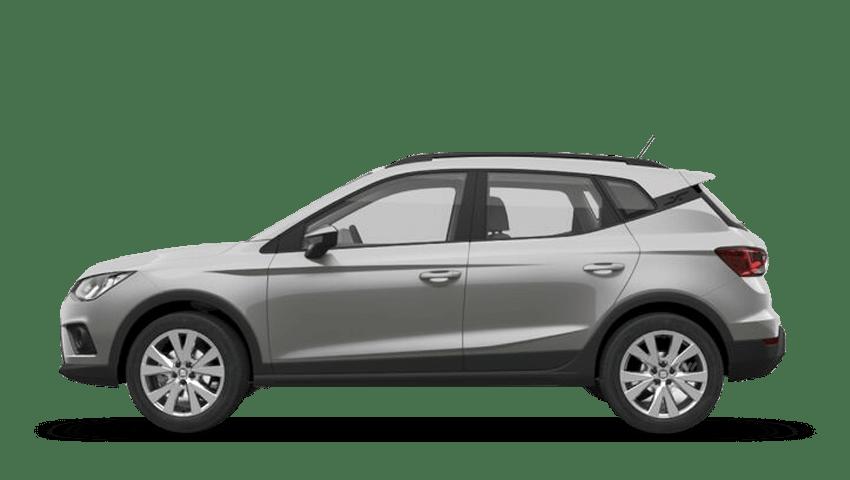 Urban Silver (Metallic) SEAT Arona