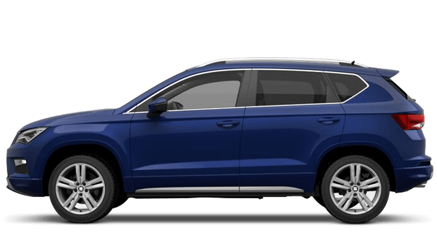 Energy Blue (Solid) SEAT Ateca