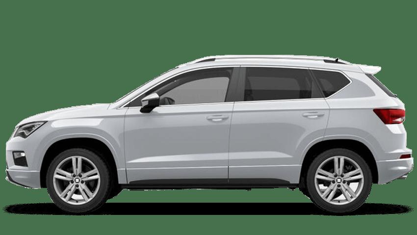 Nevada White (Metallic) SEAT Ateca
