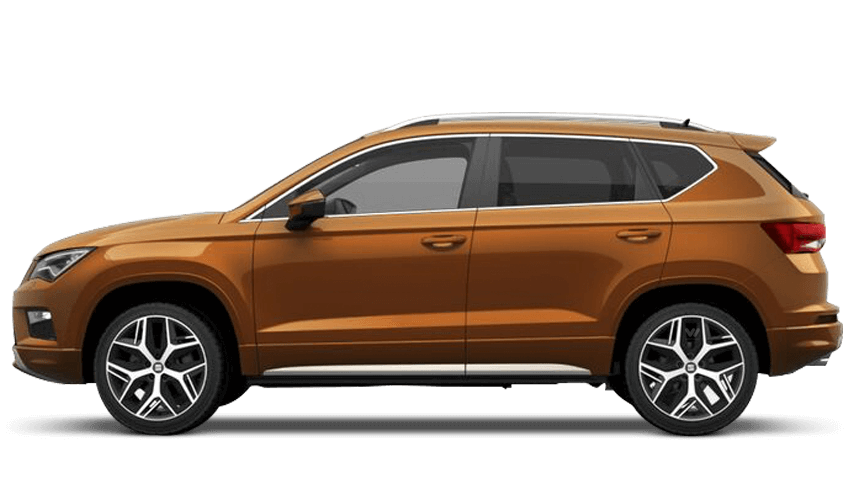 Samoa Orange (Metallic) SEAT Ateca