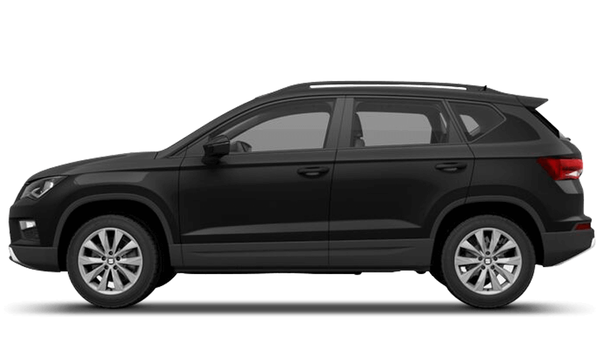 Black Magic (Metallic) SEAT Ateca