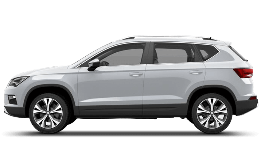 Nevada White (Metallic) SEAT Ateca