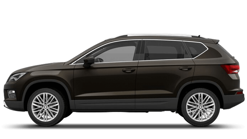 Magnetic Brown (Metallic) SEAT Ateca