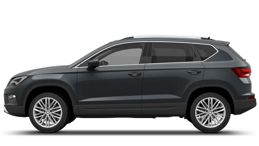 Rhodium Grey (Metallic) SEAT Ateca