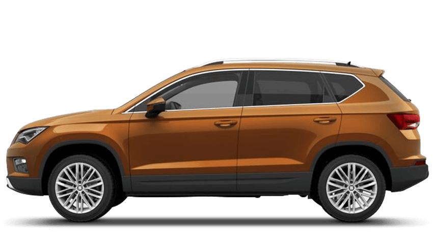 Samoa Orange (Special Metallic) SEAT Ateca