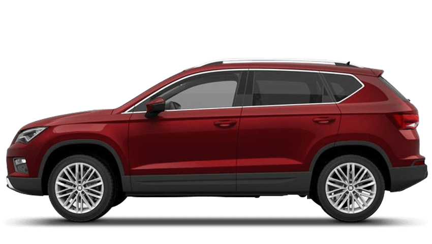 Velvet Red (Metallic) SEAT Ateca