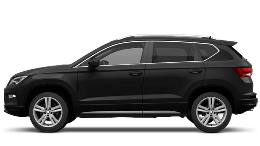 Crystal Black (Metallic) SEAT Ateca