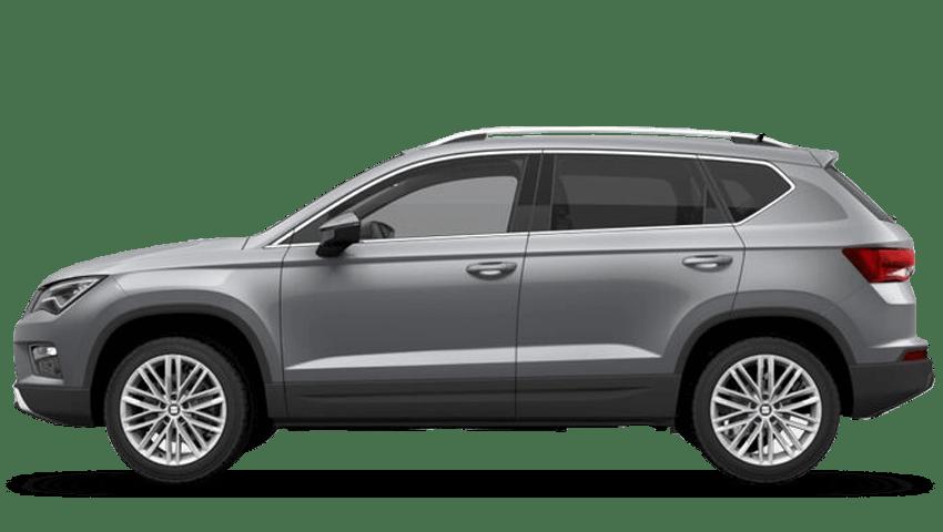 Reflex Silver (Metallic) SEAT Ateca