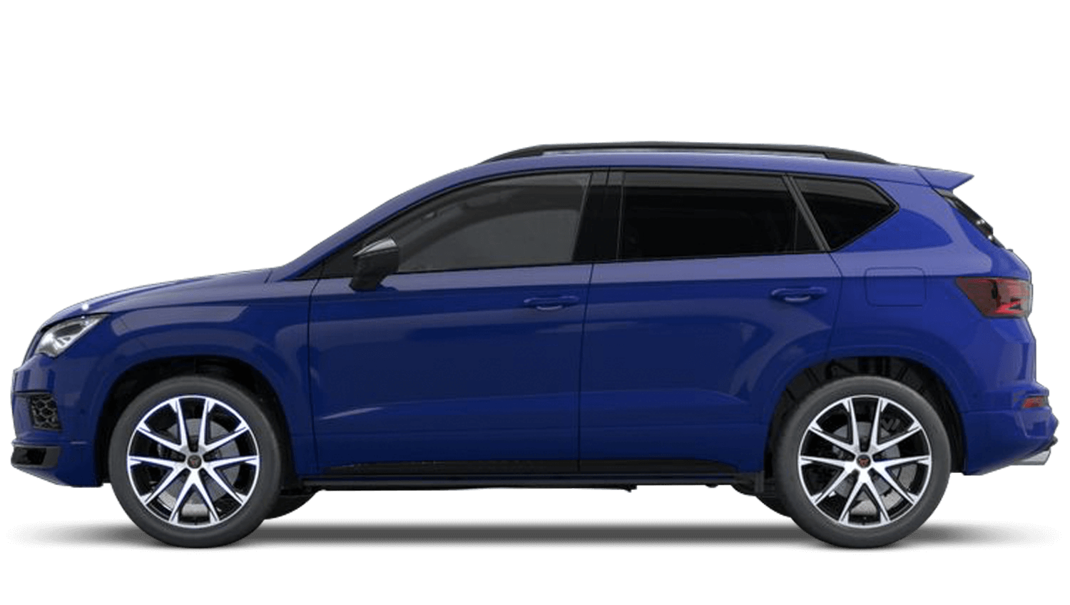 Energy Blue (Solid) CUPRA Ateca