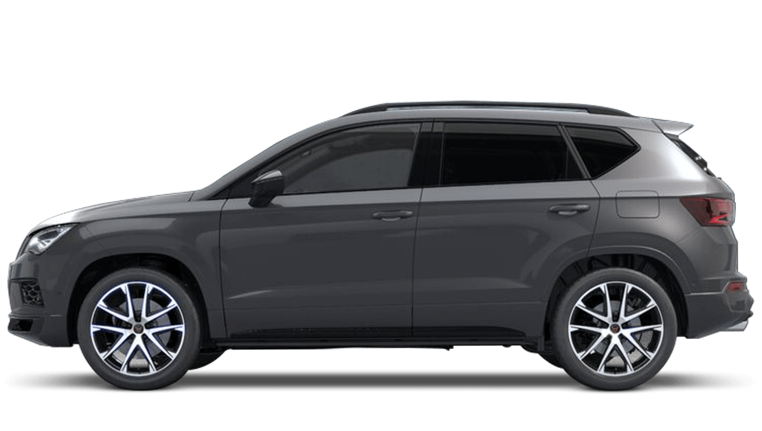 Rhodium Grey (Metallic) CUPRA Ateca