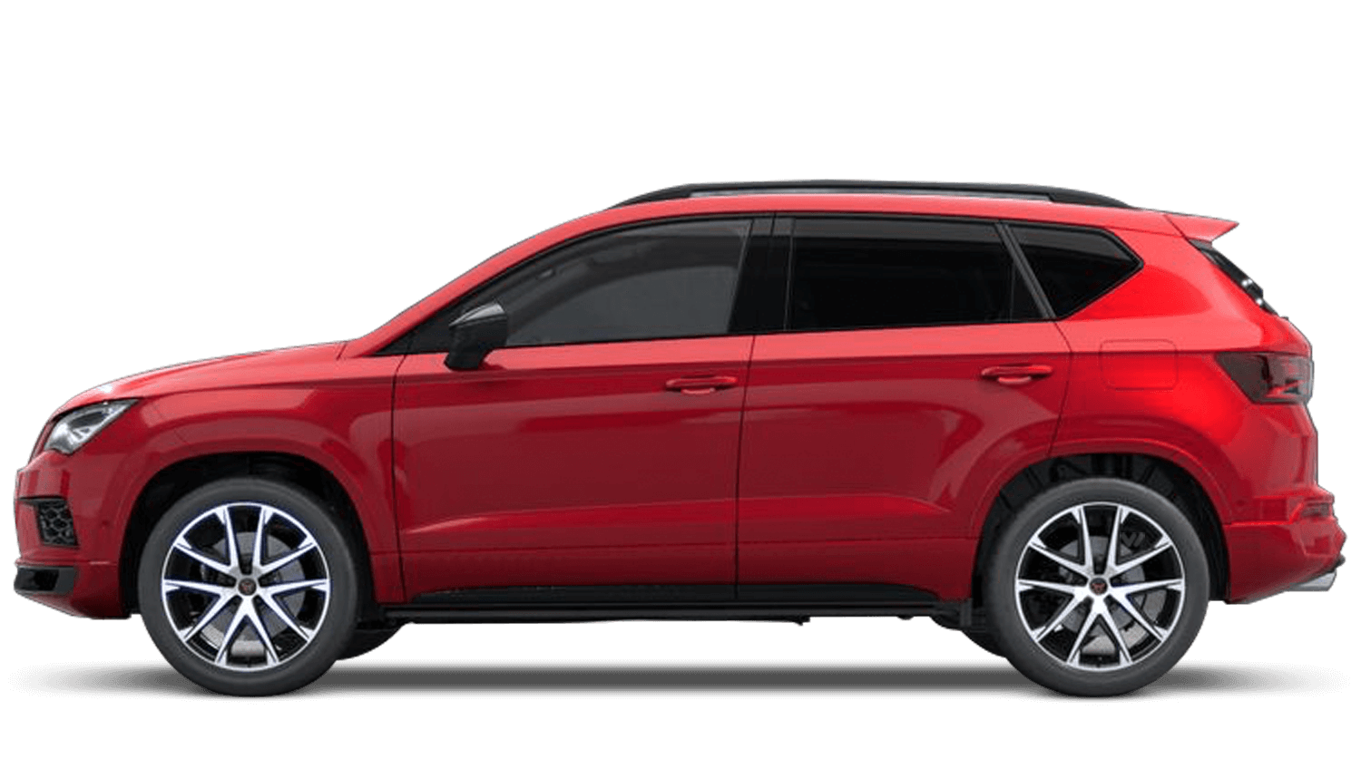 Velvet Red (Metallic) CUPRA Ateca