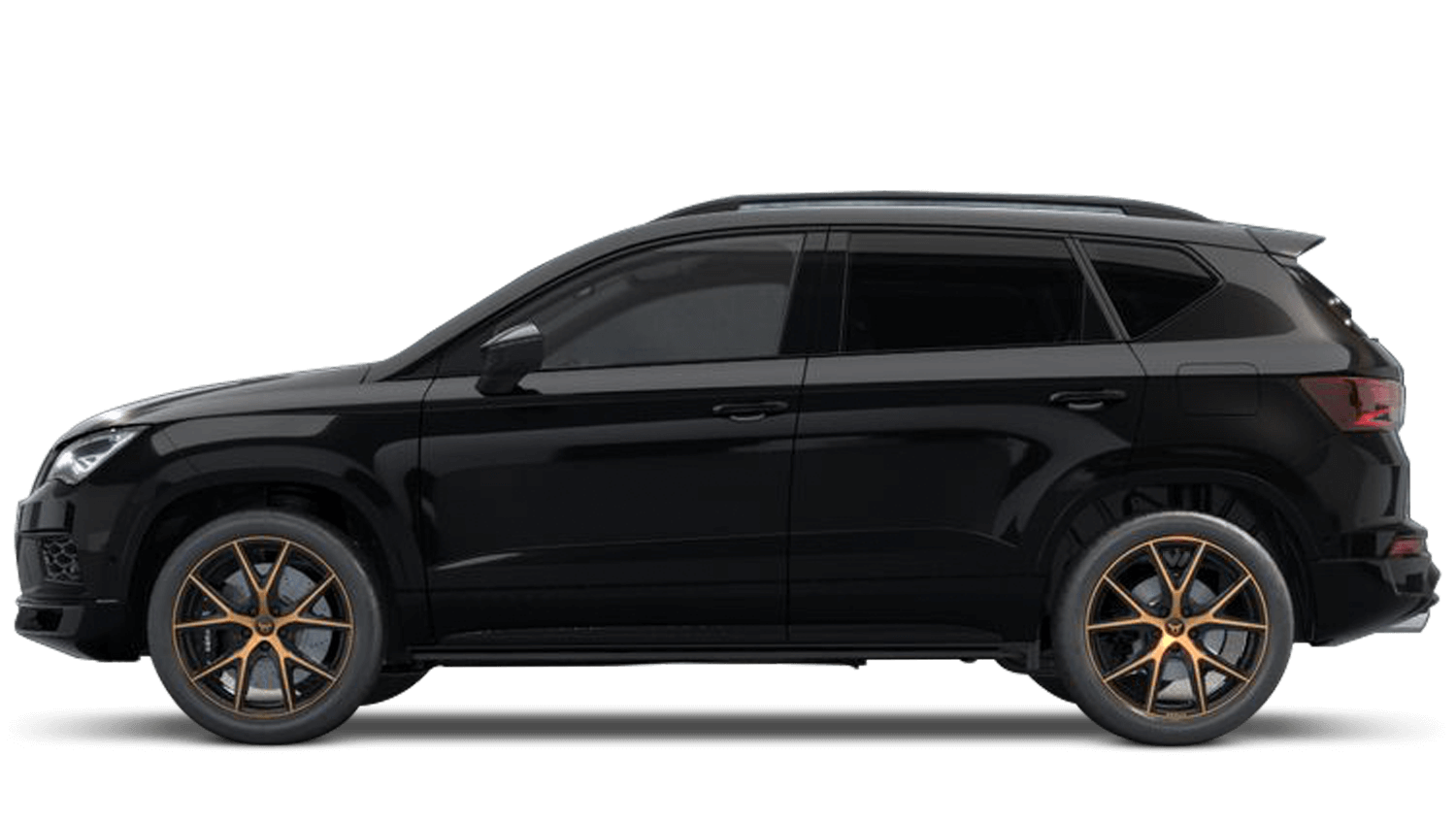 Black Magic (Metallic) CUPRA Ateca