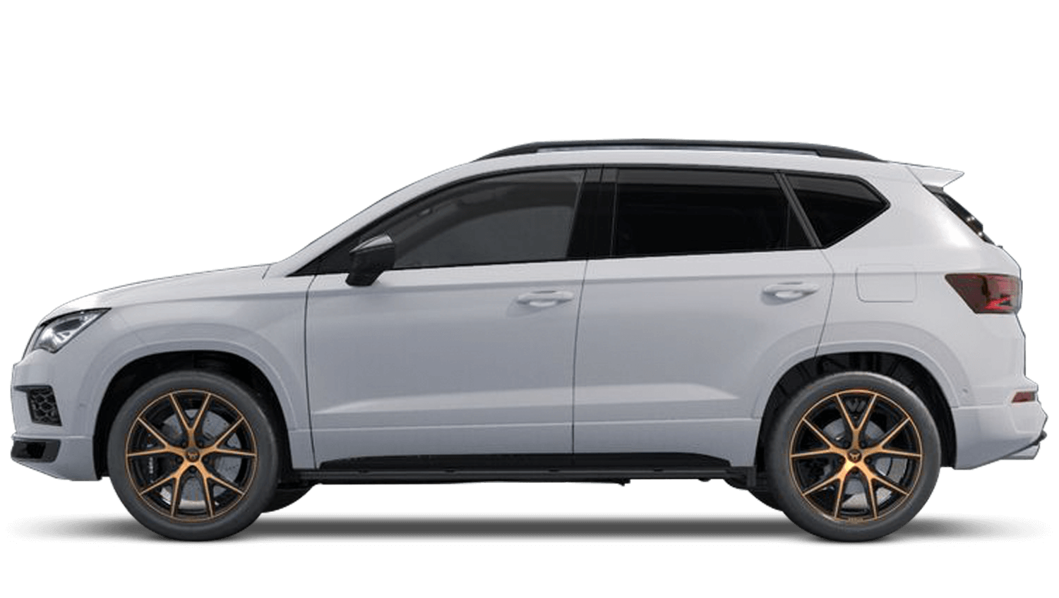 Nevada White (Metallic) CUPRA Ateca