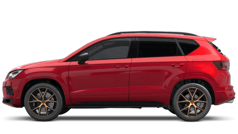 SEAT Cupra Ateca Comfort Sound and Design