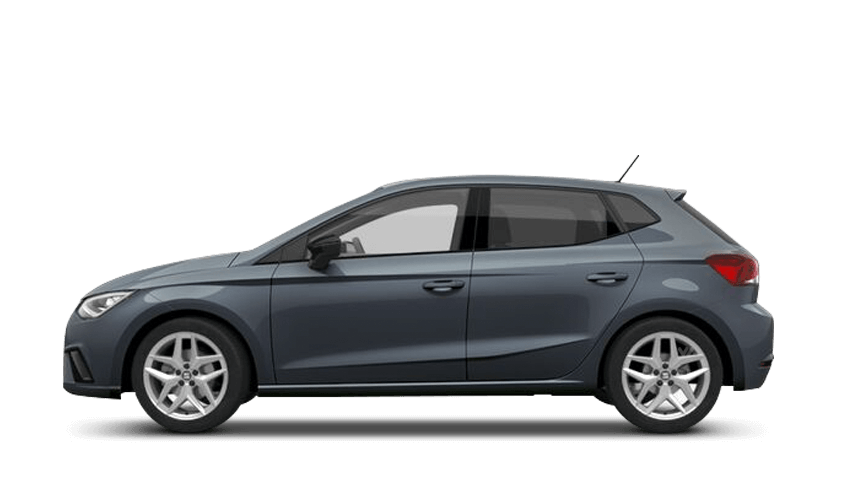 Magnetic Grey (Metallic) SEAT Ibiza