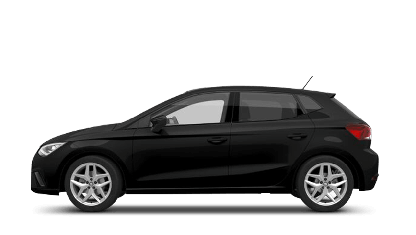 Midnight Black (Metallic) SEAT Ibiza