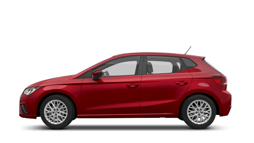 Desire Red (Metallic) SEAT Ibiza