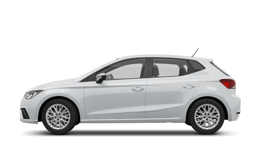 Nevada White (Metallic) SEAT Ibiza