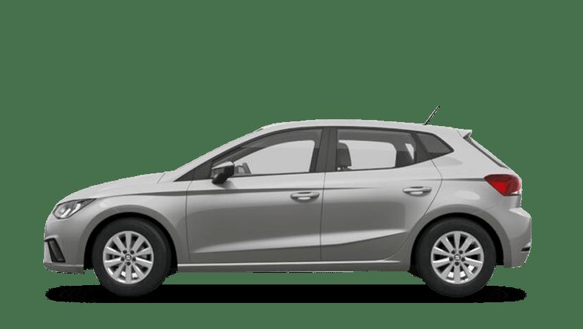 Urban Silver (Metallic) SEAT Ibiza
