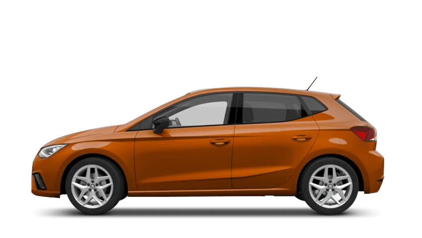 Eclipse Orange (Metallic) SEAT Ibiza