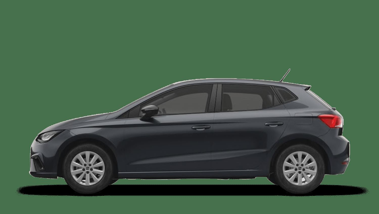 Magnetic Grey (Metallic) SEAT Ibiza
