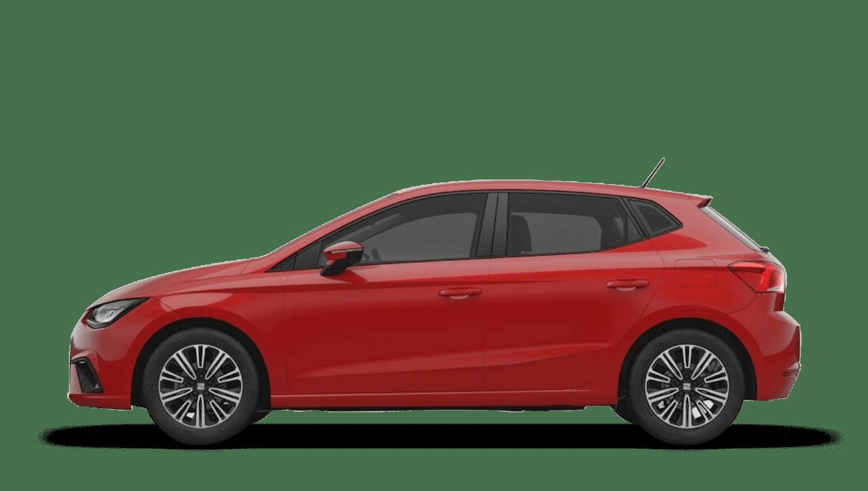 Emocion Red (Solid) SEAT Ibiza