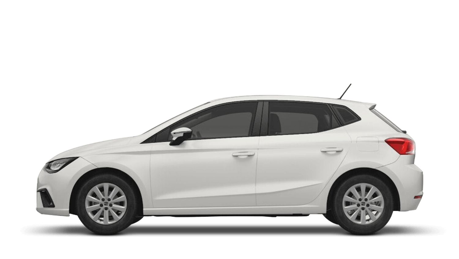 White (Special Solid) SEAT Ibiza