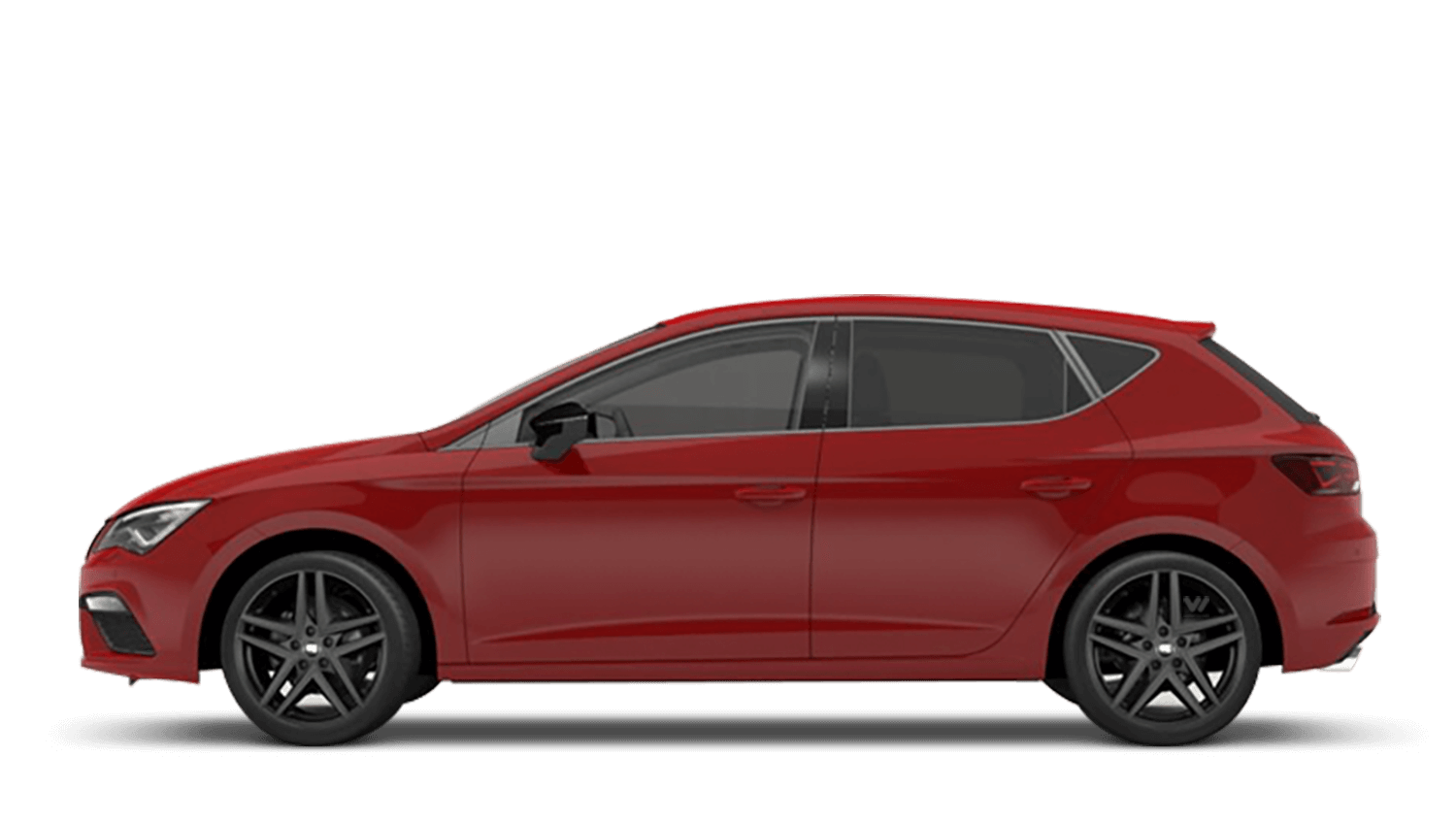 Emocion Red (Metallic) SEAT Leon 5 Door