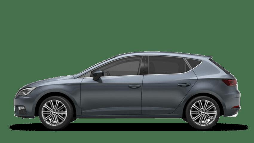 Magnetic Grey (Metallic) SEAT Leon 5 Door