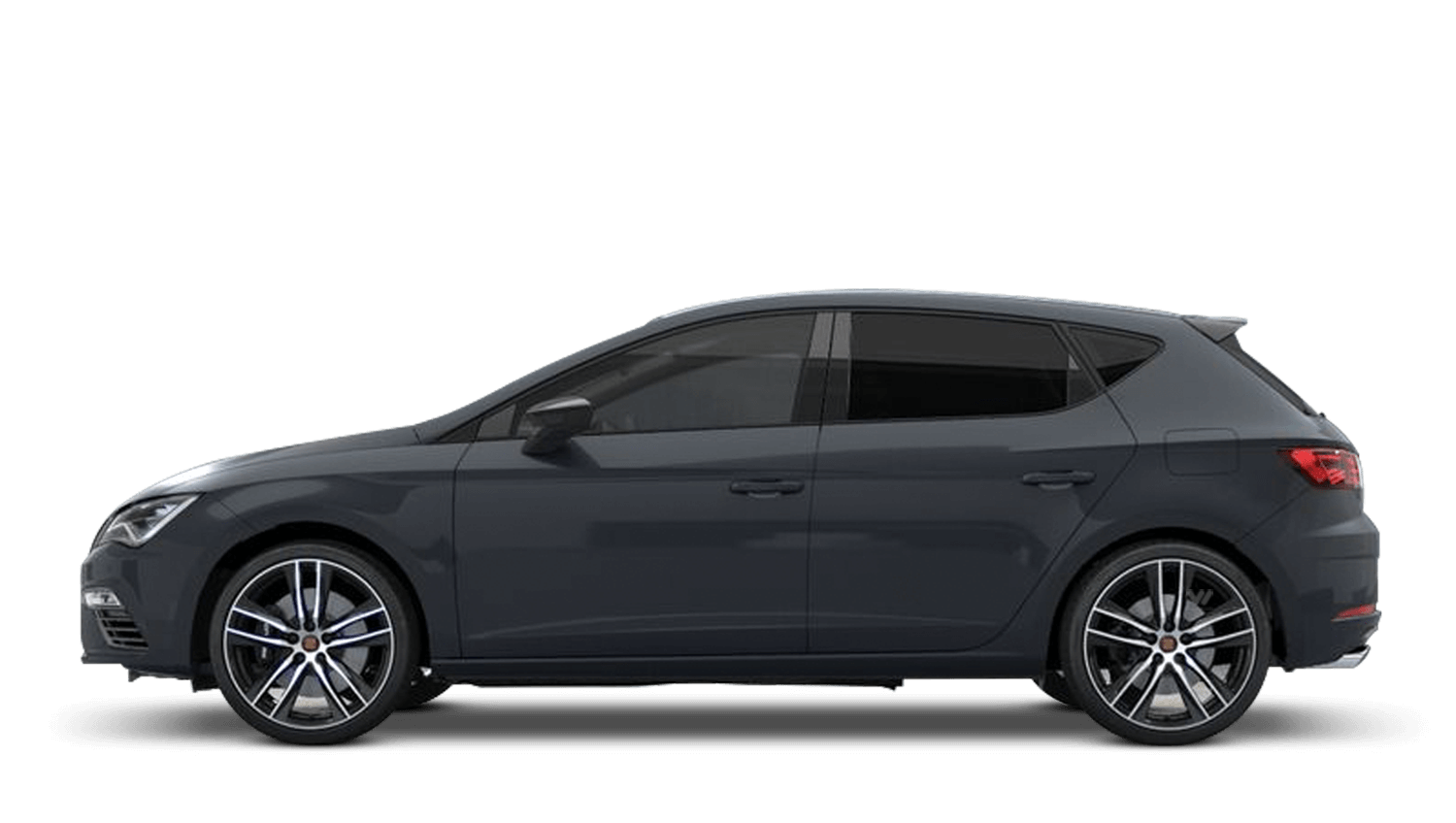 Magnetic Grey (Metallic) Leon 5DR CUPRA