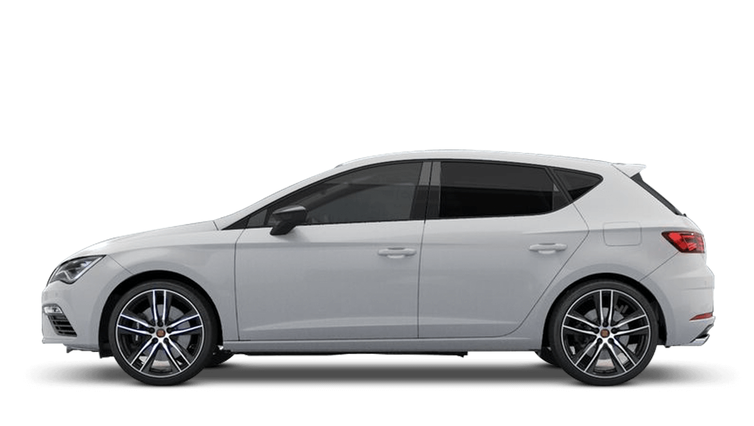 Nevada White (Metallic) Leon 5DR CUPRA